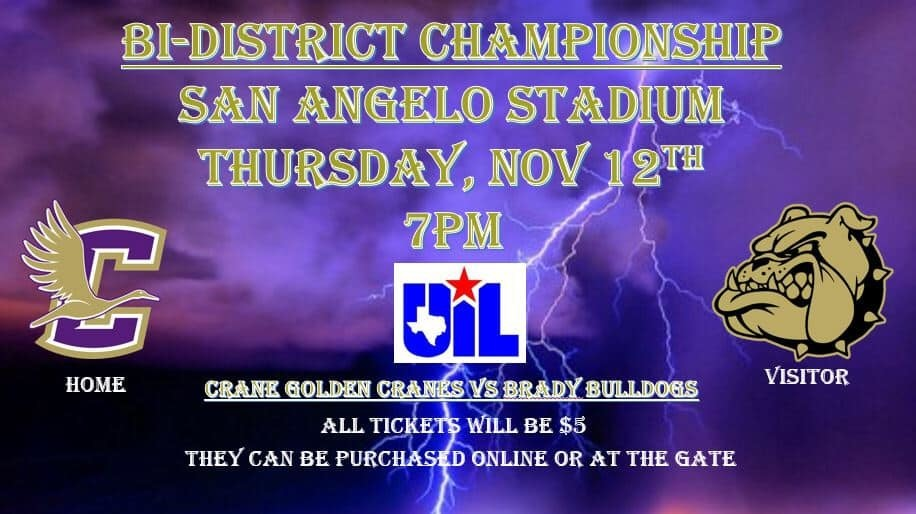 Bi-District Football Championship